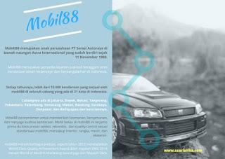 About2BTika2Bazaria - Mau Beli Mobil Tapi Bingung? Begini Cara Cerdas Pilih Mobil Impian!