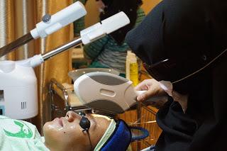 DSC00593 - Perawatan Wajah di Lathifa Beauty Clinic