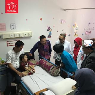 IMG 1017 - Prudential Indonesia Serius Bantu Pasien Kanker Anak Melalui Mesin Apheresis