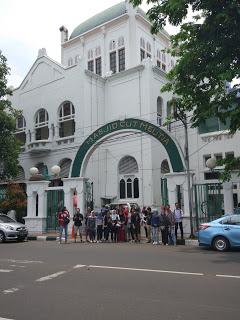 IMG 20171015 121930 - #JalanAkhirPekan: Ikut Picnichild, Jalan dari Gedung Joeang 45 Hingga ke Museum A.H. Nasution