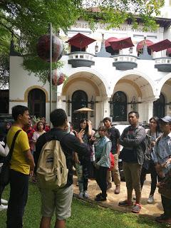 IMG 20171015 122828252812529 - #JalanAkhirPekan: Ikut Picnichild, Jalan dari Gedung Joeang 45 Hingga ke Museum A.H. Nasution