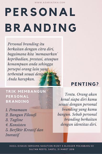 Personal2BBranding - Begini Tips 'Ngebangun' Personal Branding di Social Media