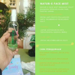 patterson2Bpalace - Natur-E Face Mist, Si Praktis Anti Photo-Polluaging!